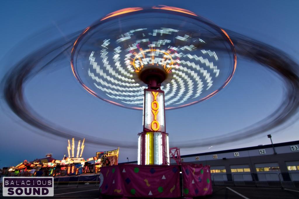 EDC Vegas ProTi... Rides