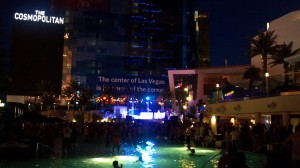The Cosmopolitan Pool Party