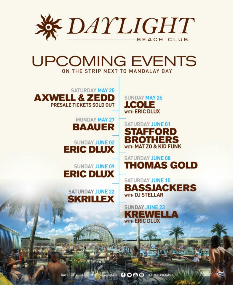 Light Daylight Beachclub June 2013