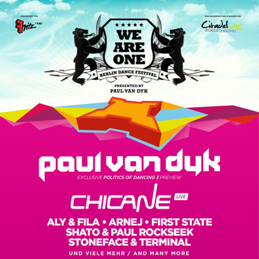 Paul van Dyke We Are One Festival 2013