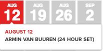Armin van Buuren 24 Hour Set
