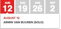 Armin van Buuren Solo Set