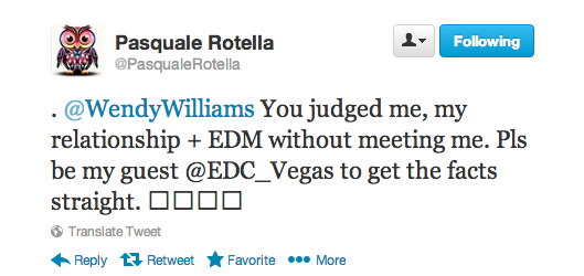 Pasquale Rotella invites Wendy Williams to Vegas