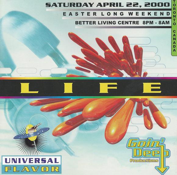 Life Universal Flavor April 22 2000 Page 1