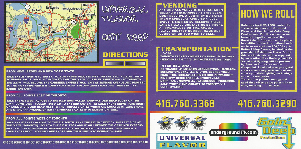 Life Universal Flavor April 22 2000 Page 10