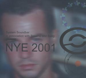NYE 2001 Max Graham System Soundbar front 2