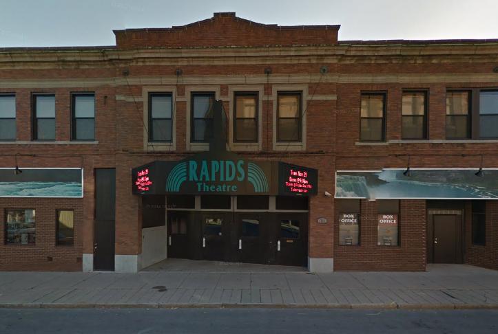 Rapids Theatre Niagara Falls NY