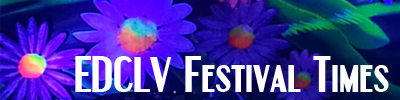 EDCLV Festival Times