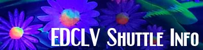 EDCLV Shuttle Info