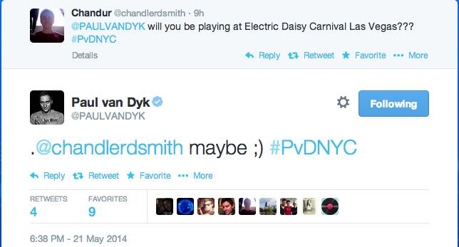 Paul van Dyk EDC Las Vegas 2014 hint