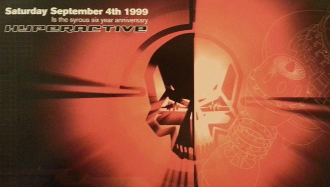 Syrous Hyperactive 1999
