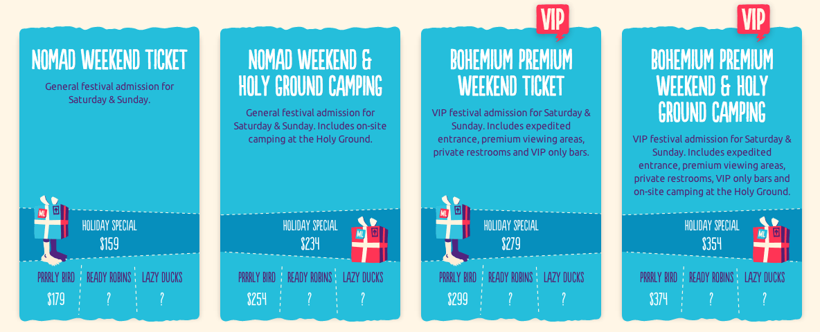 Mysteryland 2014 USA Tickets 1
