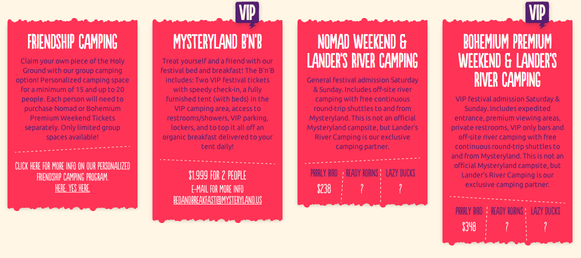 Mysteryland 2014 USA Tickets 2