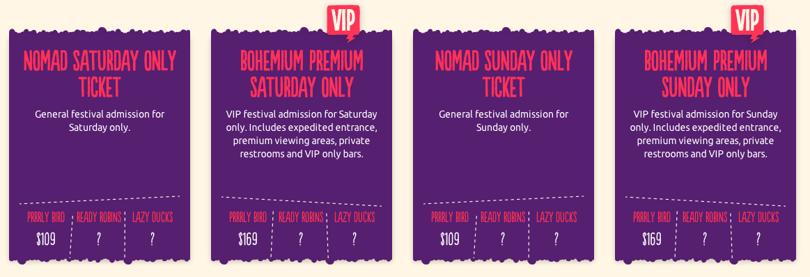Mysteryland 2014 USA Tickets 3