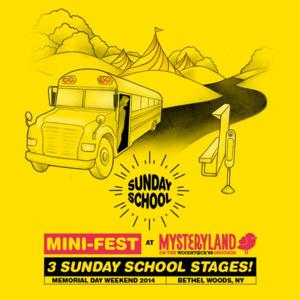 Sunday School Mysteryland 2014