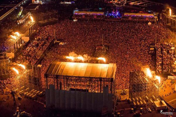 EDC Las Vegas 2012 2 Main Stage
