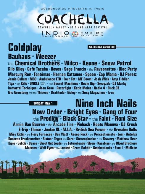 2005 Coachella