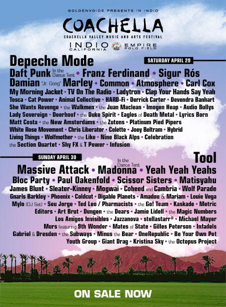 2006 Coachella