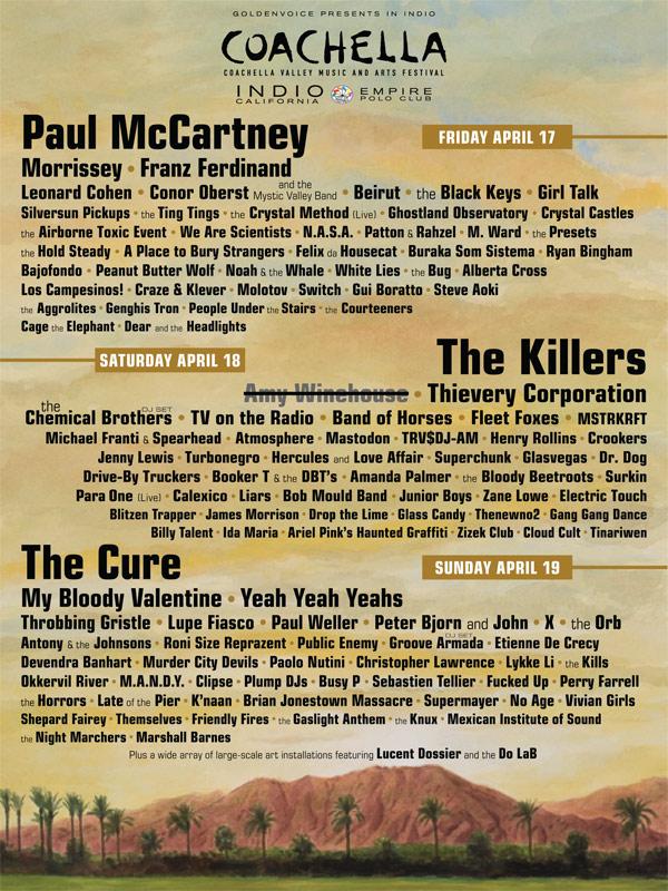 2009 Coachella