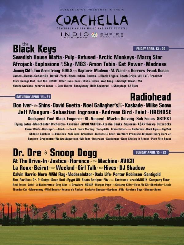 2012 Coachella