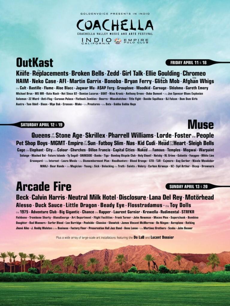 2014 Coachella