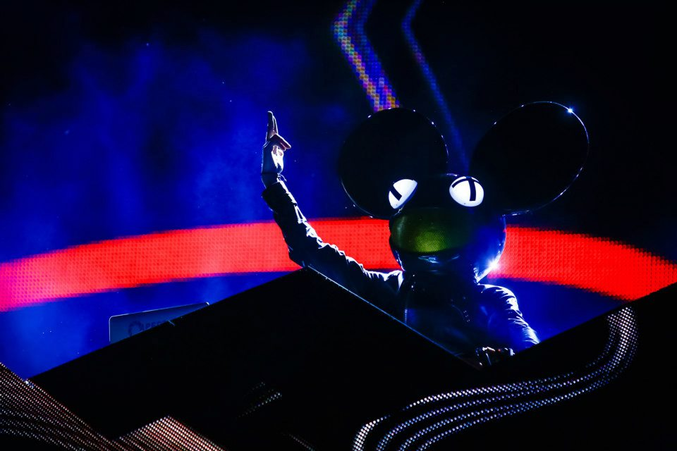 Deadmau5 Discusses Per...