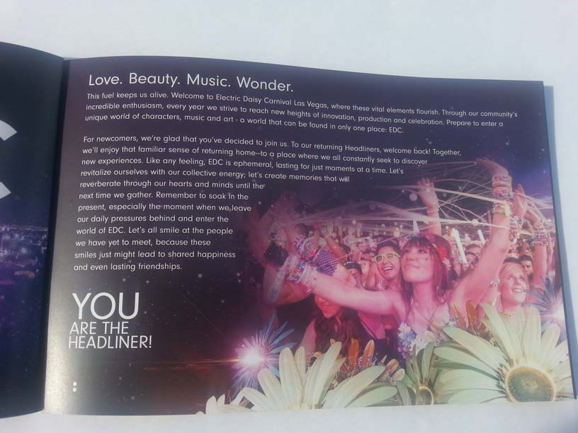 EDCLV 2014 Box Book Inside