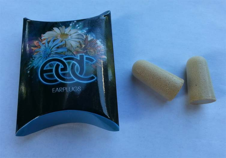 EDCLV Box 2014 Ear Plugs