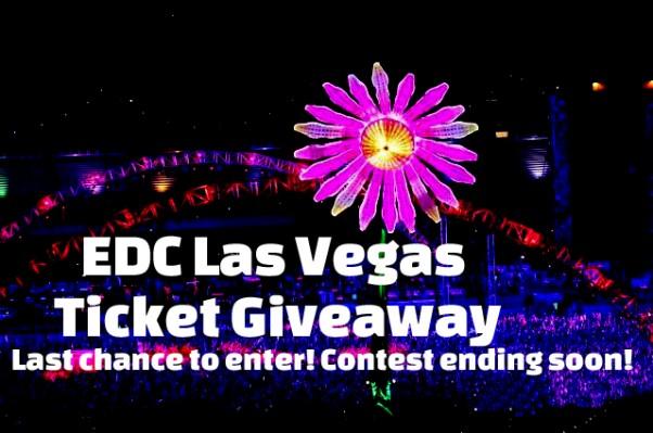 X107.5 Las Vegas Giveaway