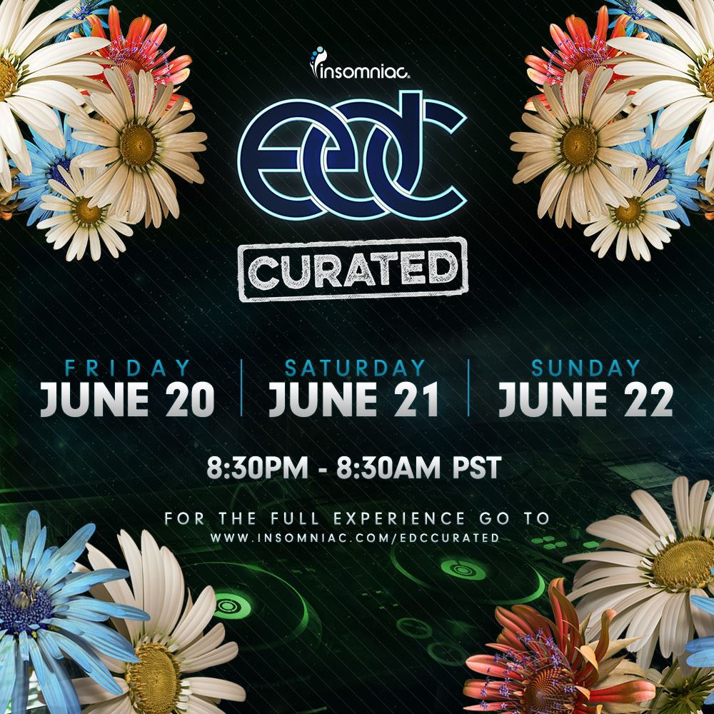EDC Las Vegas Curated 2014