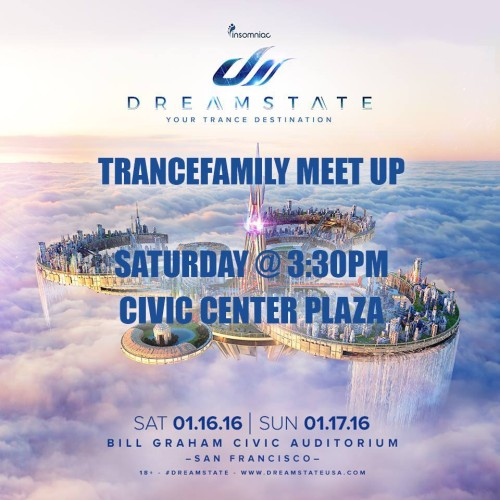 TFSF Dreamstate SF meetup
